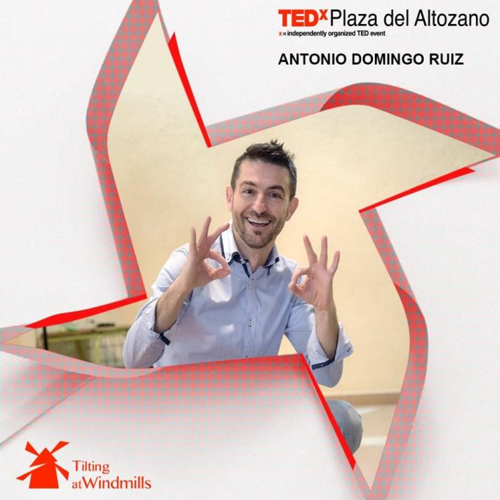 Antonio Domingo Ruiz TEDx Plaza del Altozano