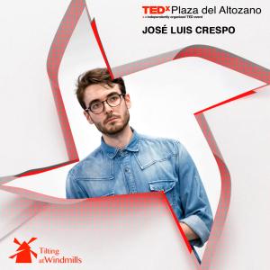 Jose Luis Crespo en TEDx Plaza del Altozano