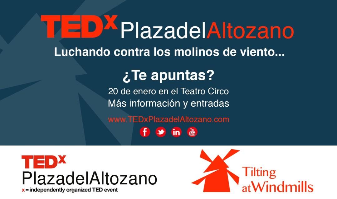 ABM Tedx Plaza del Altozano